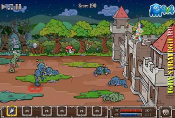 Скачать игру про замки